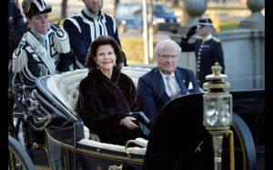Fantasmas foram vistos no Palácio Real da Suécia